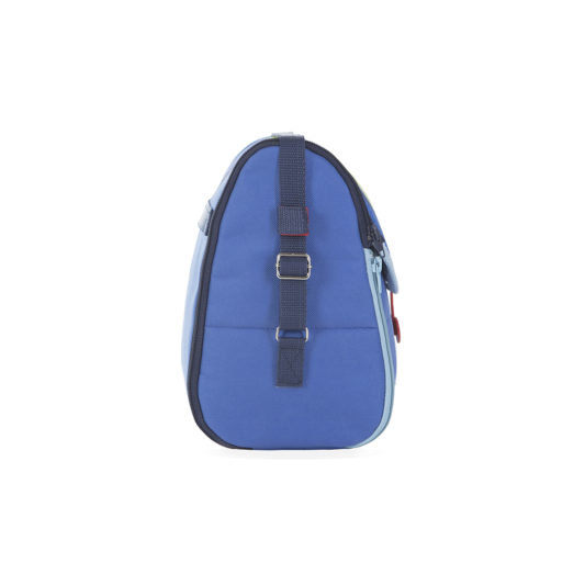 extendable kids lunch bag_side view