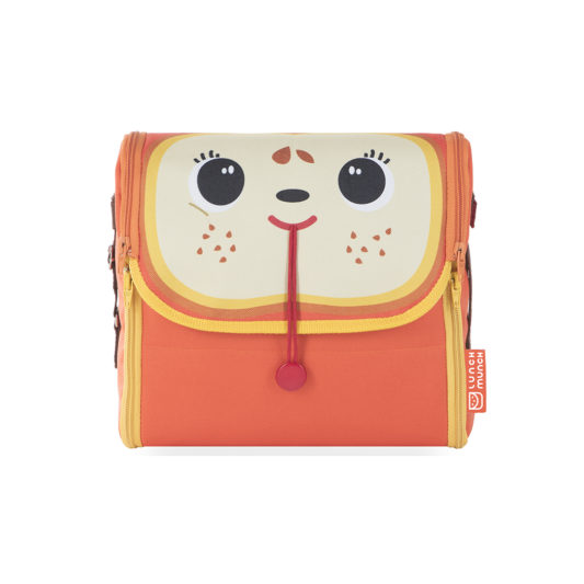 insulated lunch bag_orange_big format